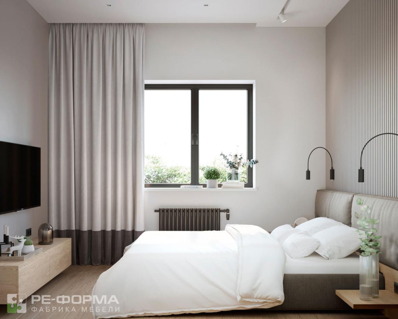 012 спальня шпон фабрика мебели ре форма